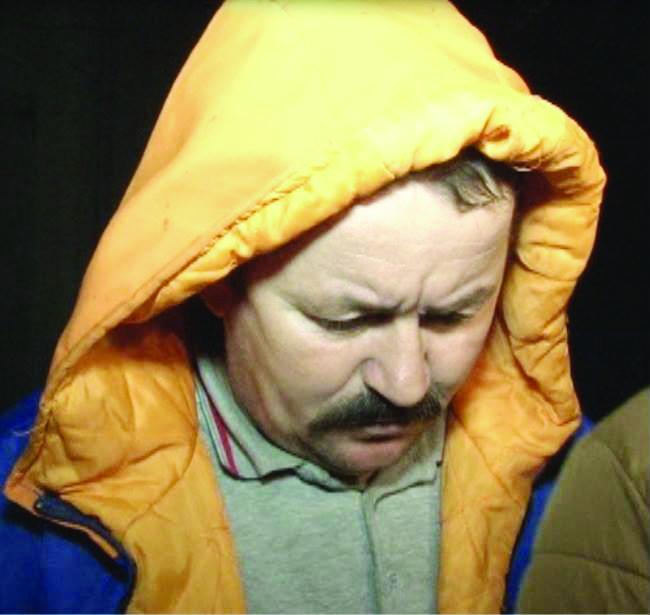 Bărbatul a fost prezentat ieri magistraţilor cu propunere de arestare preventivă (Foto: Eugen Măruţă)
