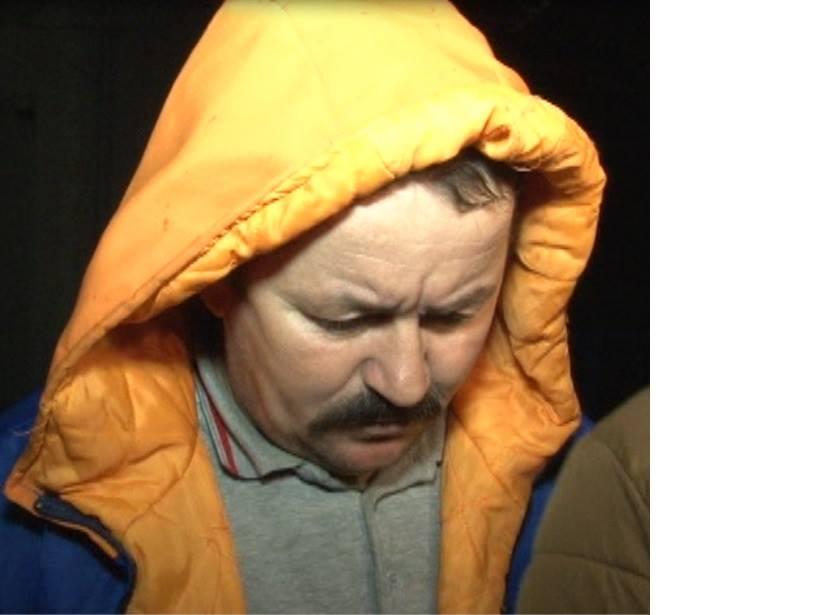 Constantin Mornea este acuzat că și-a omorât vecinul, apoi ar fi înscenat un accident rutier