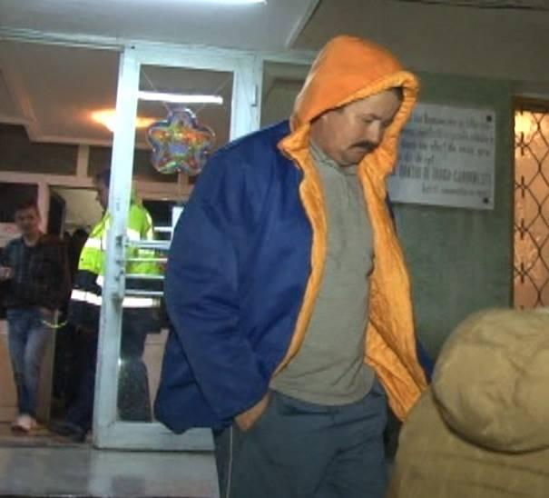 Constantin Mornea, de 45 de ani, acuzat că şi-a ucis rivalul de 40 de ani, a fost pus în libertate la sfârşitul săptămânii trecute