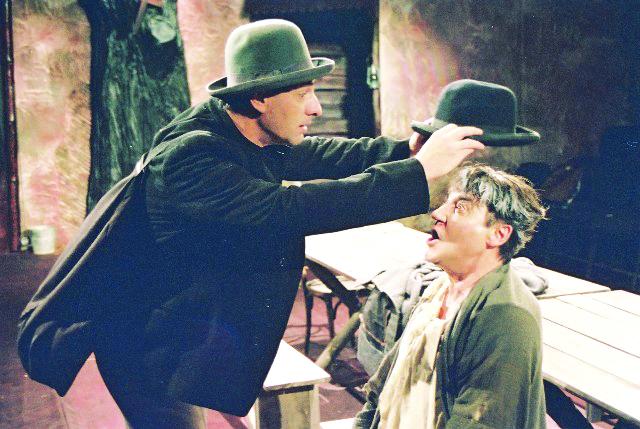 """Năpasta"", un spectacol cu succes la public (Foto: TNCMS)"