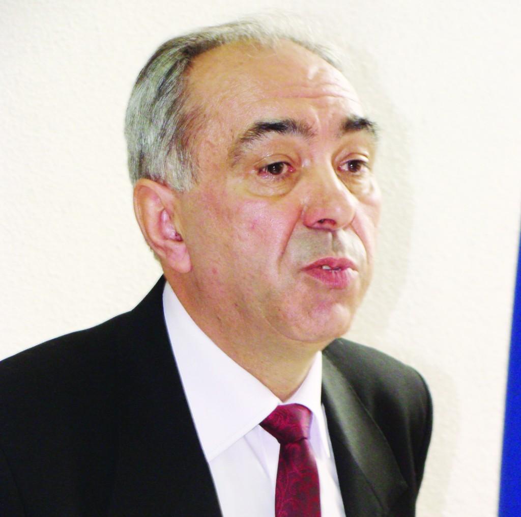 Constantin Negrea, şeful APIA Gorj (Foto: Eugen Măruţă)