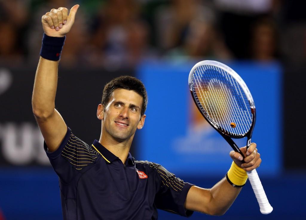 Djokovic culege roadele muncii depuse