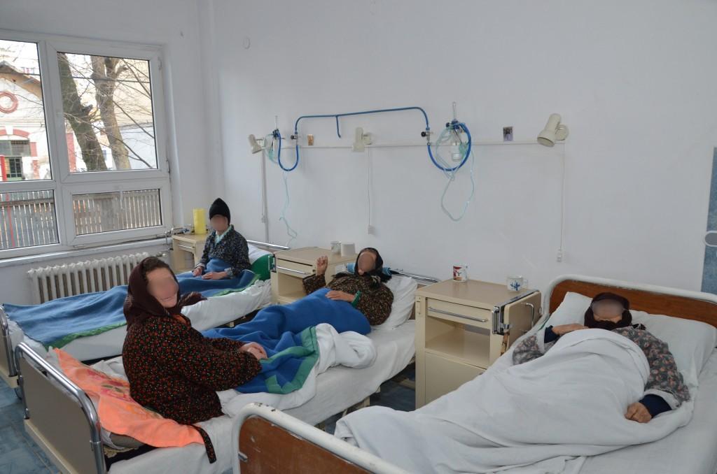 Pacienții români se confruntă cu un sistem medical subfinanțat