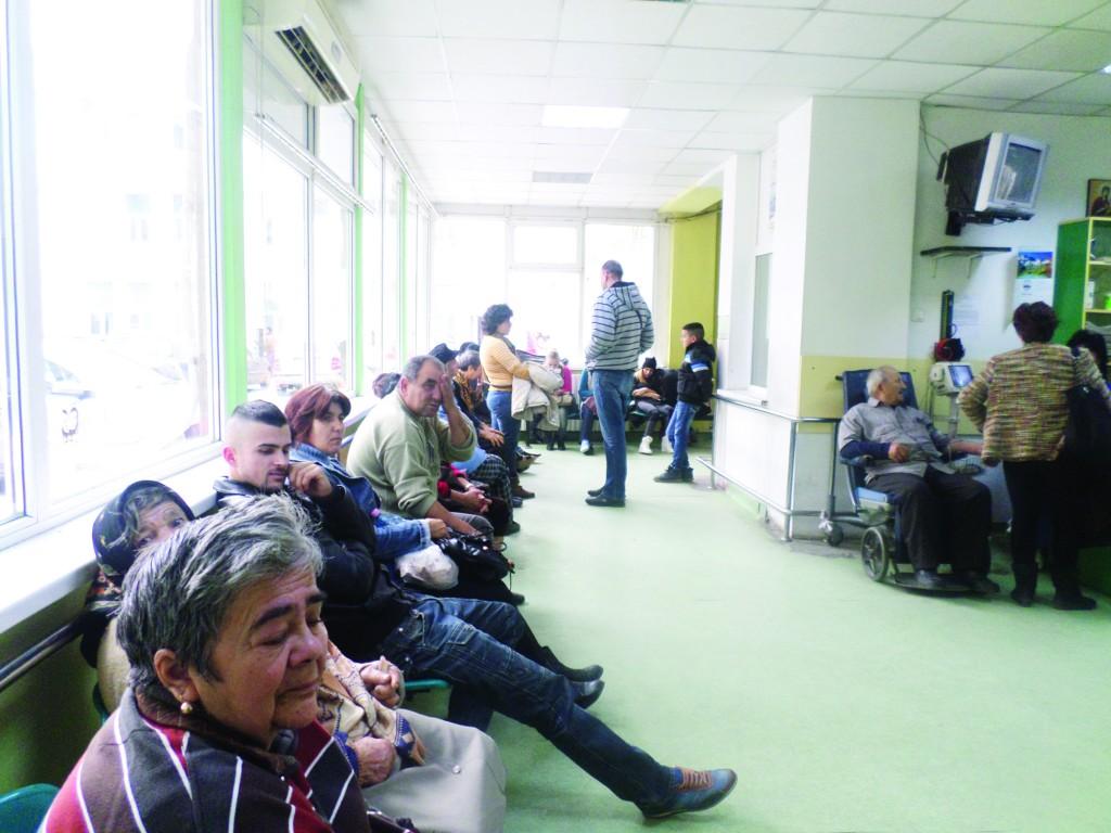 Pacienţii asiguraţi medical au dreptul la consultaţie preventivă gratuită (FOTO: Arhiva GdS)