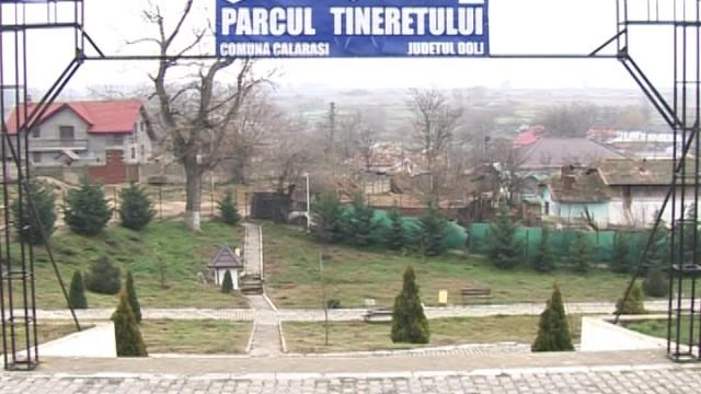 Parcul, o realizare de suflet a administrației locale din Călărași (Foto: GdS)