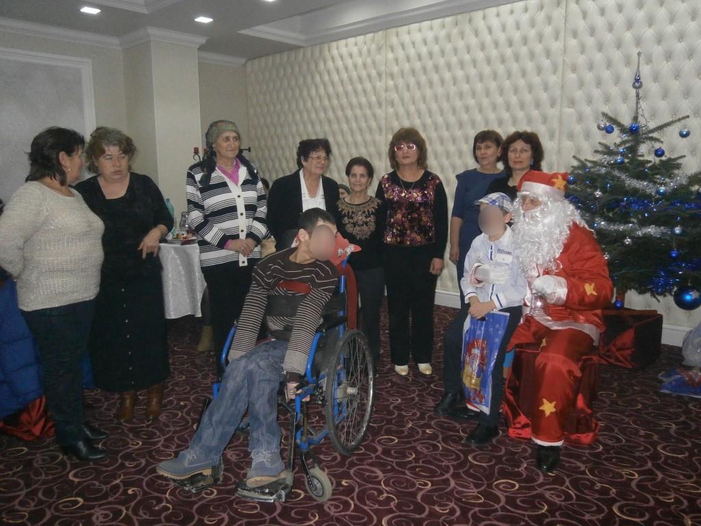 Balul pentru bolnavii de cancer şi persoanele cu dizabilităţi (FOTO: Eugen Măruţă)