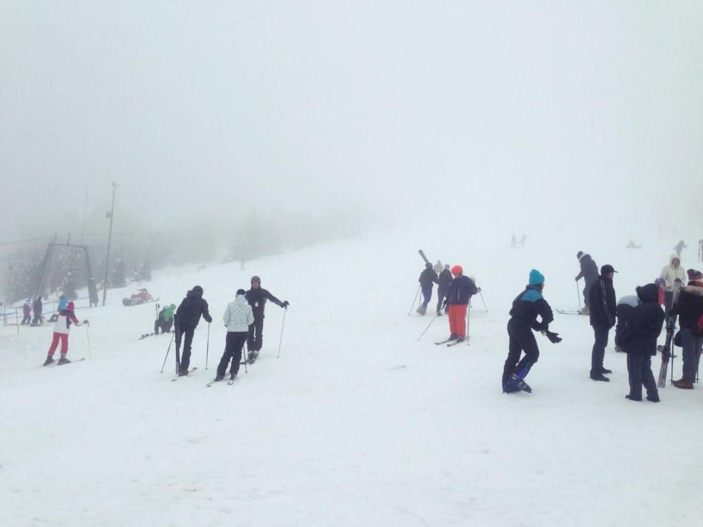 Schiorii s-au bucurat de primele ore de schi  - Foto: Eugen Măruță