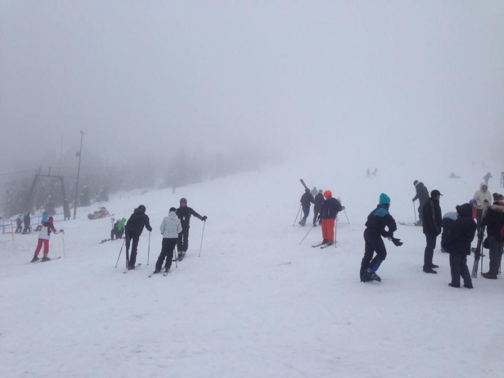 ranca sezon ski 2014