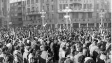 Timişoara este oraşul în care a izbucnit Revoluţia din 1989 (Foto: debanat.ro)