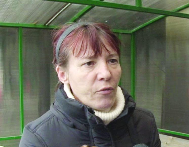 Maria Mornea, soţia lui Constantin Mornea (Foto: Eugen Măruţă)
