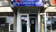 Femeia salvată se află internată în Secţia Terapie Intensivă a Spitalului Judeţean din Târgu Jiu (Foto: impactingorj.com)