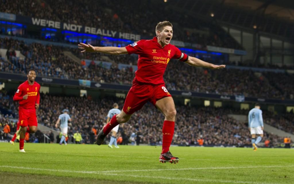 Steven Gerrard va semna un nou contract cu Liverpool