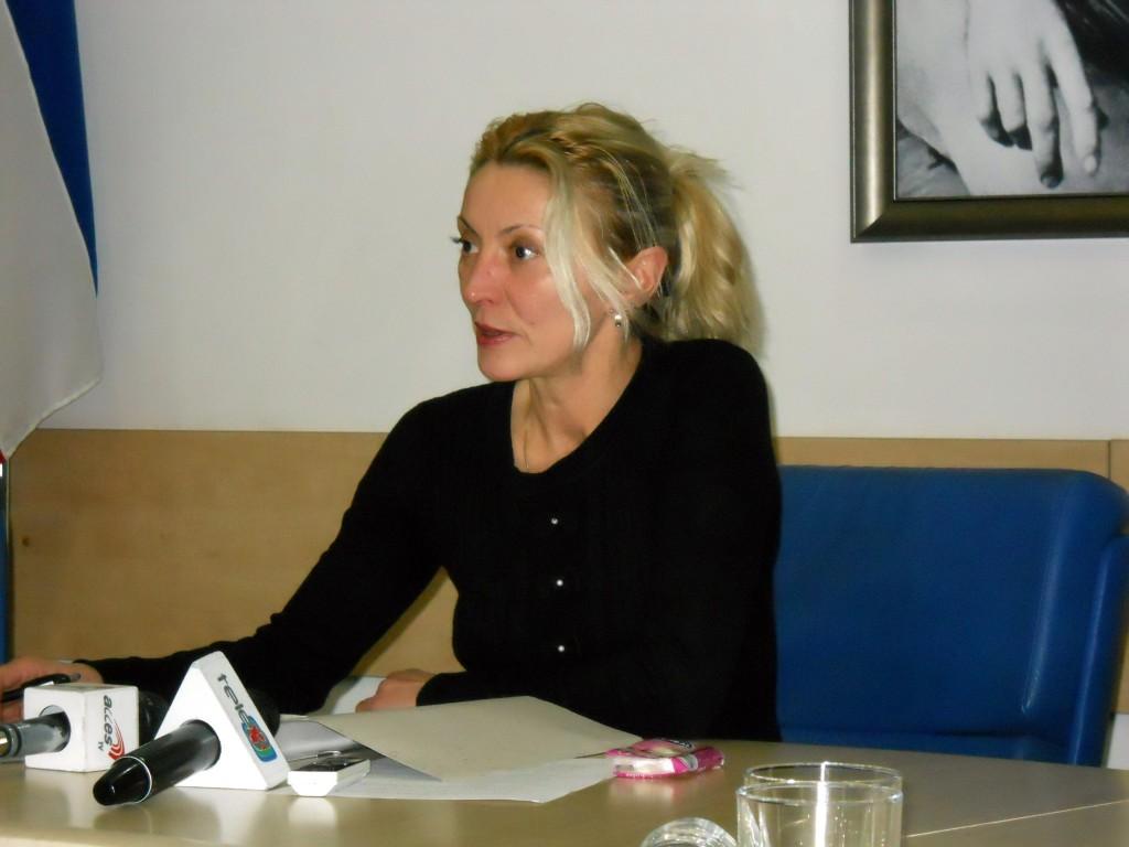 Alina Toader, director adjunct al Direcţiei de Asistenţă Socială Gorj