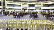 """La Gala Topul Firmelor, organizată de CCI Dolj într-un cadru de excepție, pe lângă sutele de firme private care duc """"în spate"""" județul au fost premiate și foste regii, actuale societăți comerciale"""