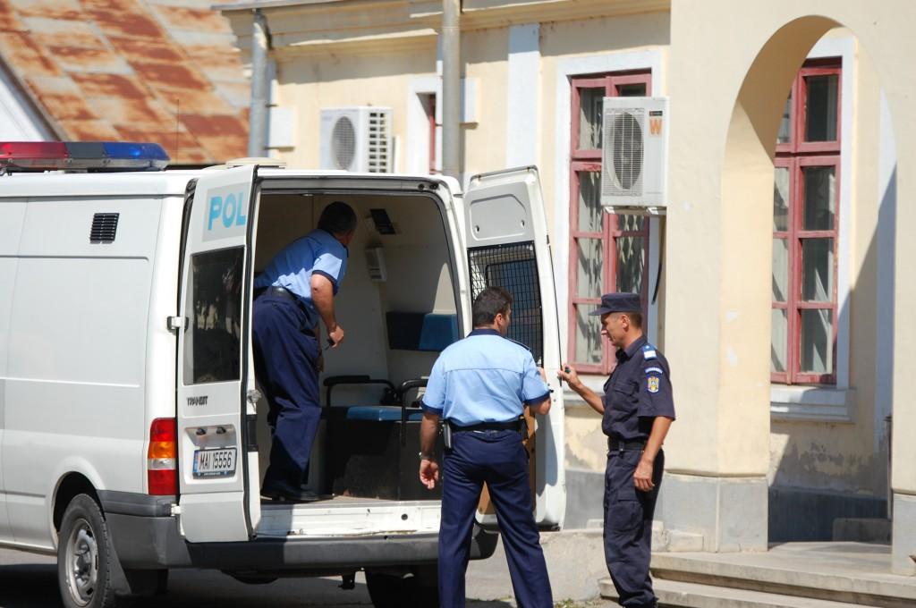 Sile Drăgușin a fost arestat preventiv pe 9 iulie, iar joi Tribunalul Dolj a hotărât ca acesta să rămână după gratii (Foto: Arhiva GdS)