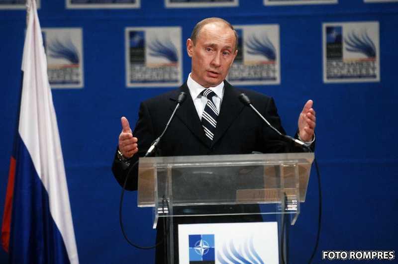 Vladimir Putin (Foto: Rompres)