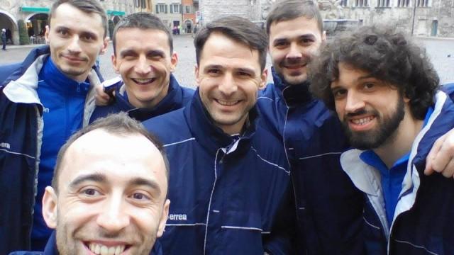 Voleibaliştii de la SCM-U au ajuns ieri la Trento