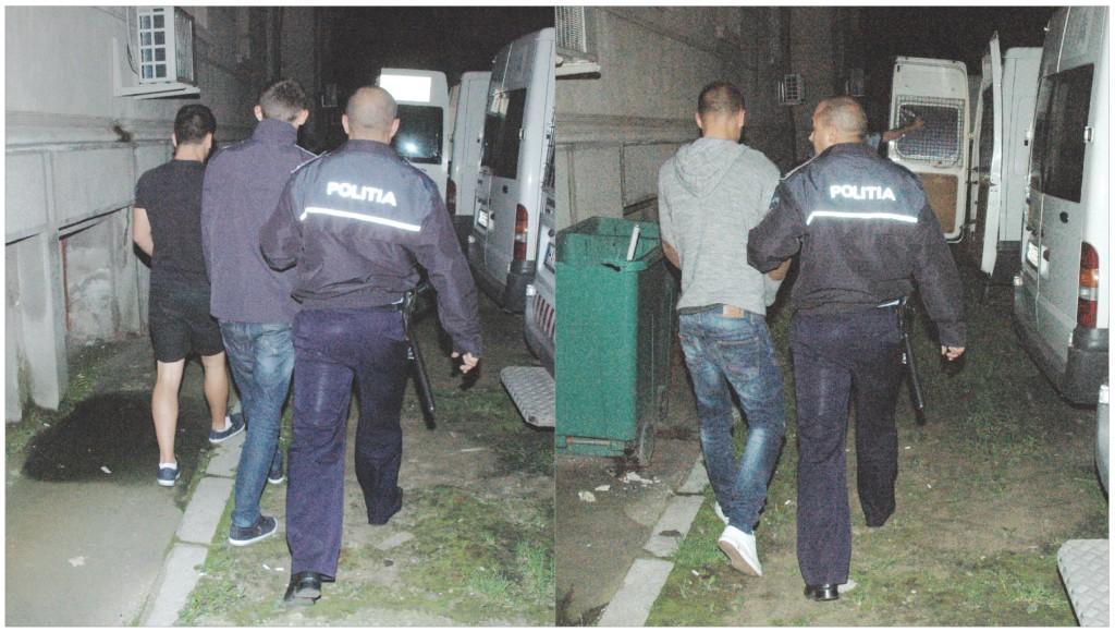 Cei trei suspecți au fost arestați preventiv în seara de 10 septembrie 2014, la aproape o lună după comiterea crimei (Foto: Arhiva GdS)