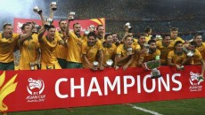 Australia a devenit campioana Asiei