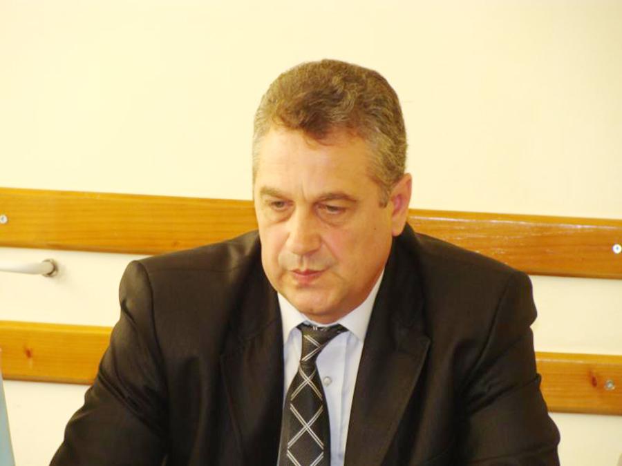 Romeo Chiriac, şeful AJOFM Gorj (Foto: Eugen Măruţă)