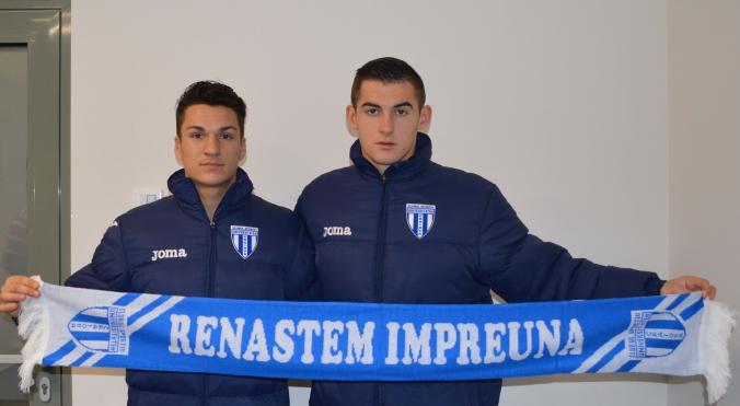 Cojocaru și Jurj, în atenția selecționerului Under 17 a României