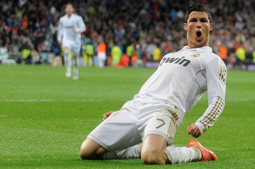 Ronaldo este favorit la câștigarea Balonului de Aur