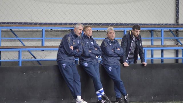 Silviu Lung, Emil Săndoi şi Sorin Cârţu vor ca alb-albaştrii să fie la fel de eficienţi şi în retur