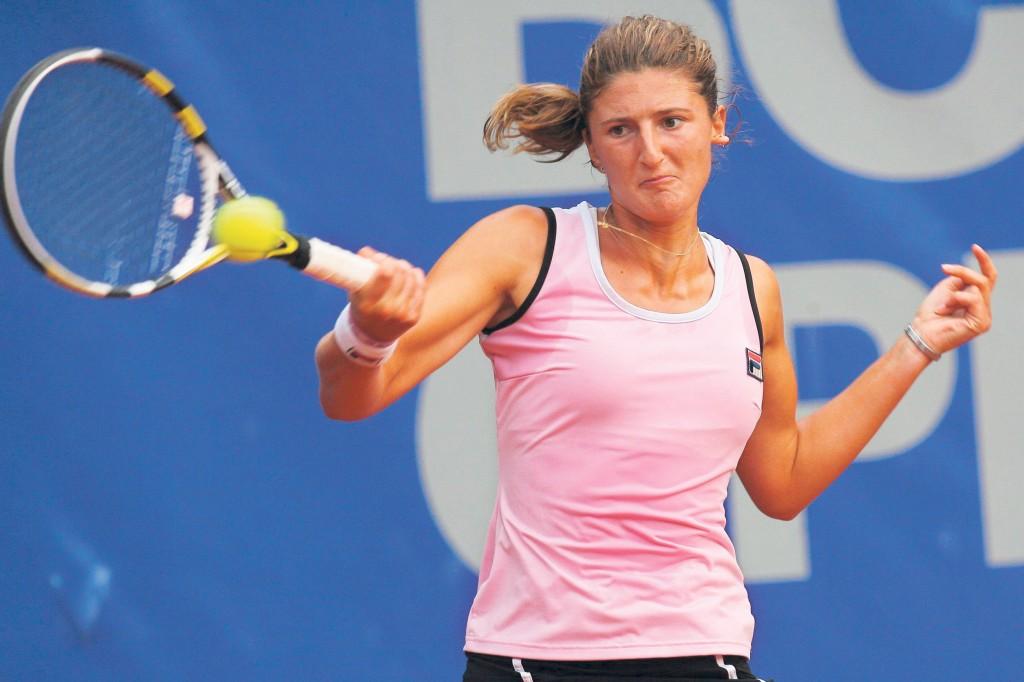 Irina Begu este în sferturi la BRD Bucharest Open