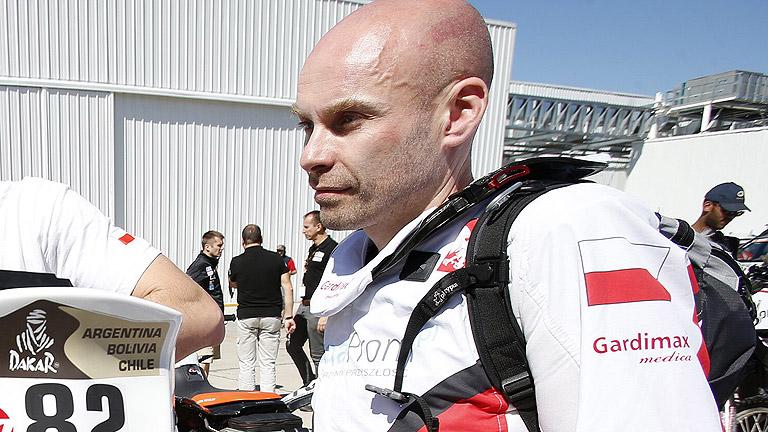 Michal Hernik a decedat în etapa a doua a Raliului Dakar