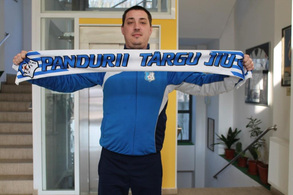 Ionuţ Pantiş este noul doctor al gorjenilor (foto: panduriics.ro)
