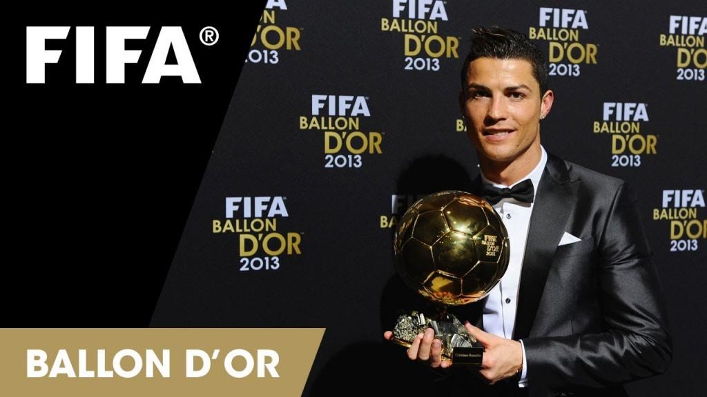 Cristiano Ronaldo, cel mai bun fotbalist al lumii în 2014