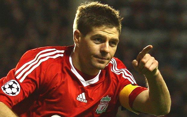 Steven Gerrard se va despărţi de Liverpool