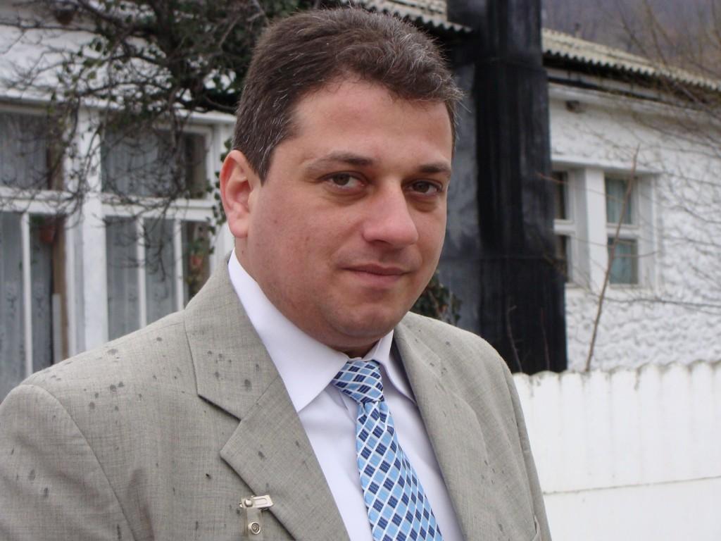 Tiberiu Tătaru, managerul Spitalului Judeţean de Urgenţă din Târgu Jiu