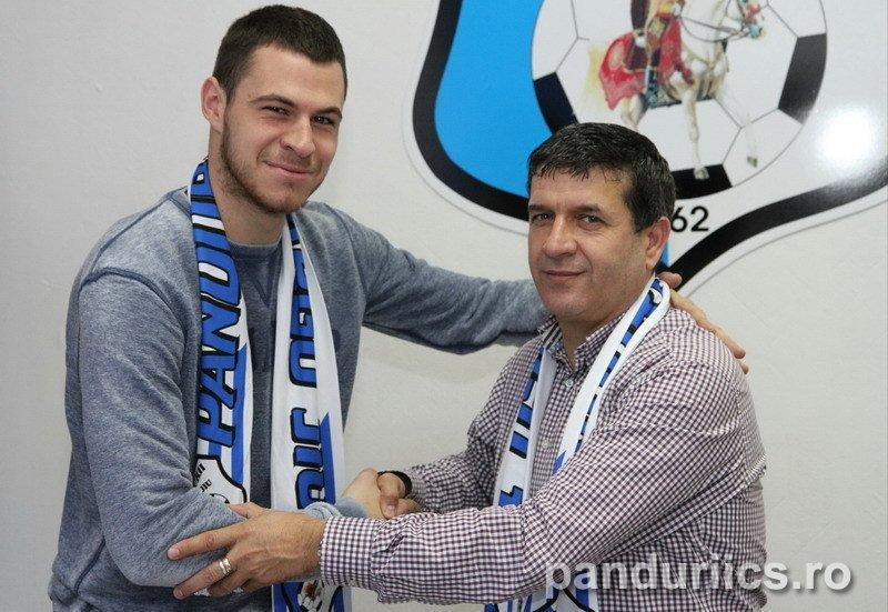 Nikola Vasiljevic a devenit pandur cu acte în regulă