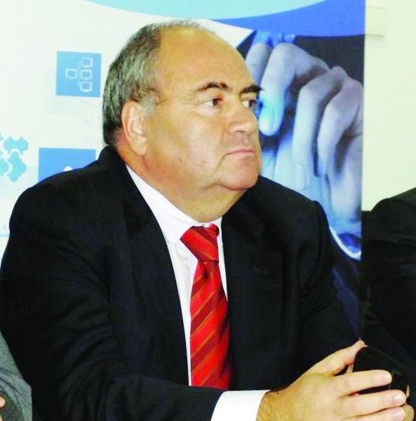 Vasile Ciurchea, preşedintele Casei Naţionale de Asigurări de Sănătate (Foto: zi-de-zi)