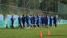 Fotbaliștii Craiovei vor fi foarte solicitați la antrenamentele din această săptămână (foto: csuc.ro)