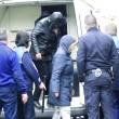 Inculpații au fost duși vineri la Judecătoria Craiova, iar instanța a dispus arestarea a șase dintre ei