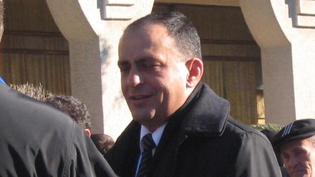 Ion Bârcină, omul de afaceri de etnie romă şi fin al lui Greblă