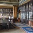 """Sala mare a Bibliotecii de la Colegiul Național """"Carol I""""  (Foto: Claudiu Tudor)"""