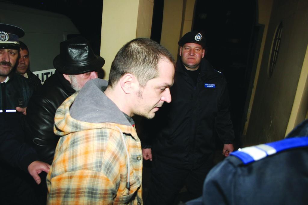 Bogdan Berneanu a fost arestat preventiv de pe 13 martie 2006 până pe 6 iunie același an (Foto: Arhiva GdS)