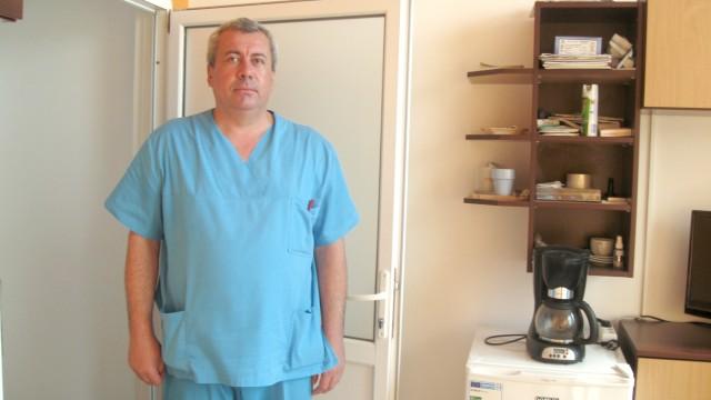 Dr. Ovidiu Ciobanu, şeful Secţiei de Chirurgie şi Ortopedie Pediatrică, vorbește despre realizările, dar și lipsurile clinicii pe care o conduce