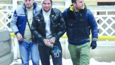 Evadatul a fost dus ieri la sediul IPJ Dolj, unde a fost audiat de polițiști