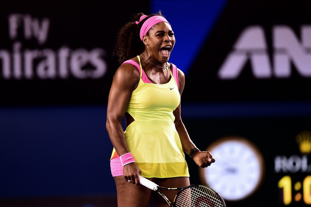 Serena Williams, campioană absolută la Melbourne