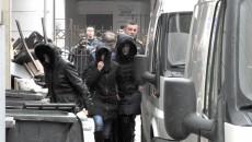Instanța a dispus arestarea preventivă a patru din cei 14 inculpați propuși pentru arestare