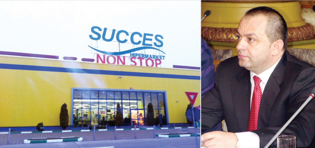 Firma Succes, controlată de omul de afaceri Nicolae Sarcină, are proces de insolvenţă la Tribunalul Ilfov