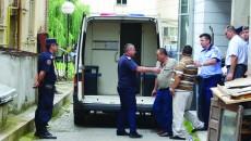 Vasile Anghel a fost arestat preventiv pe 9 iulie, anul trecut, iar între timp a fost condamnat definitiv la cinci ani de pușcărie (Foto: Arhiva GdS)