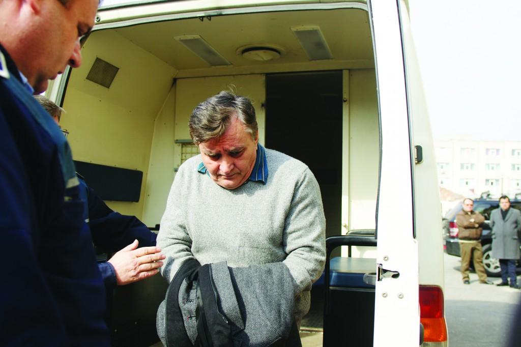 Dr. Radu Nicon a fost arestat preventiv pe 18 martie 2013 și a stat în arest până pe 8 mai, același an (Foto: Arhiva GdS)