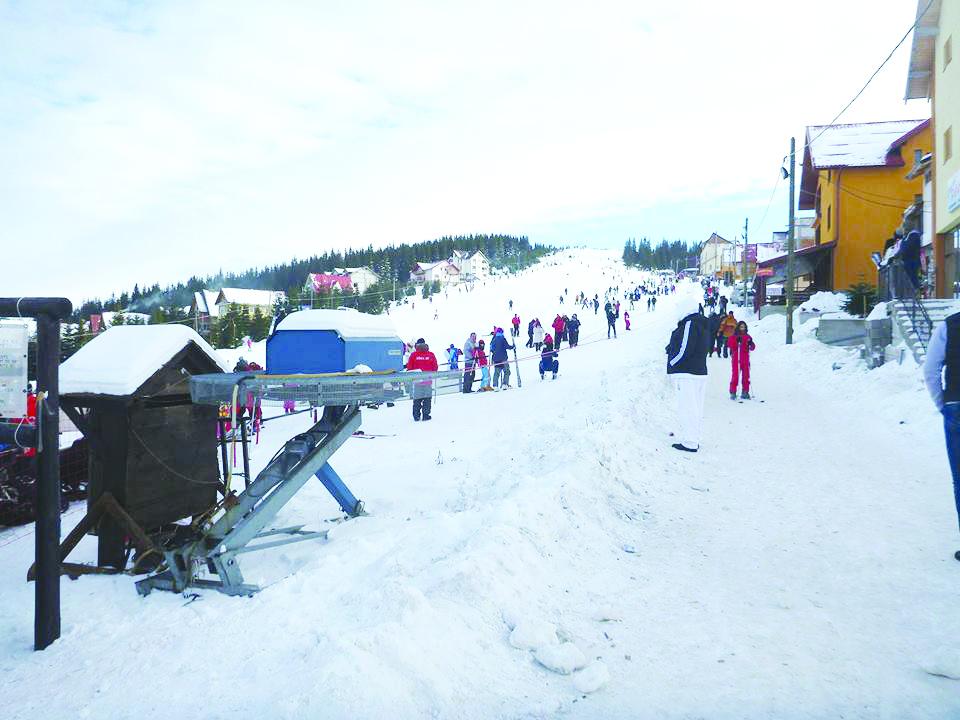 Rânca se pregăteşte să găzduiască şi alte concursuri (Foto: Eugen Măruţă)