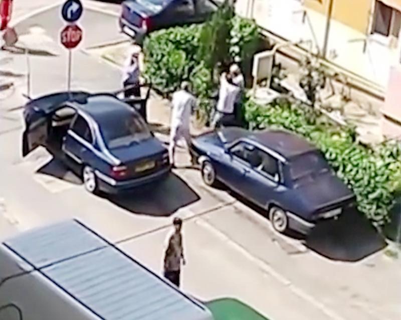 Procurorii au reținut că agentul Ilie nu a intenționat să-i producă suferinţe fizice șoferului craiovean