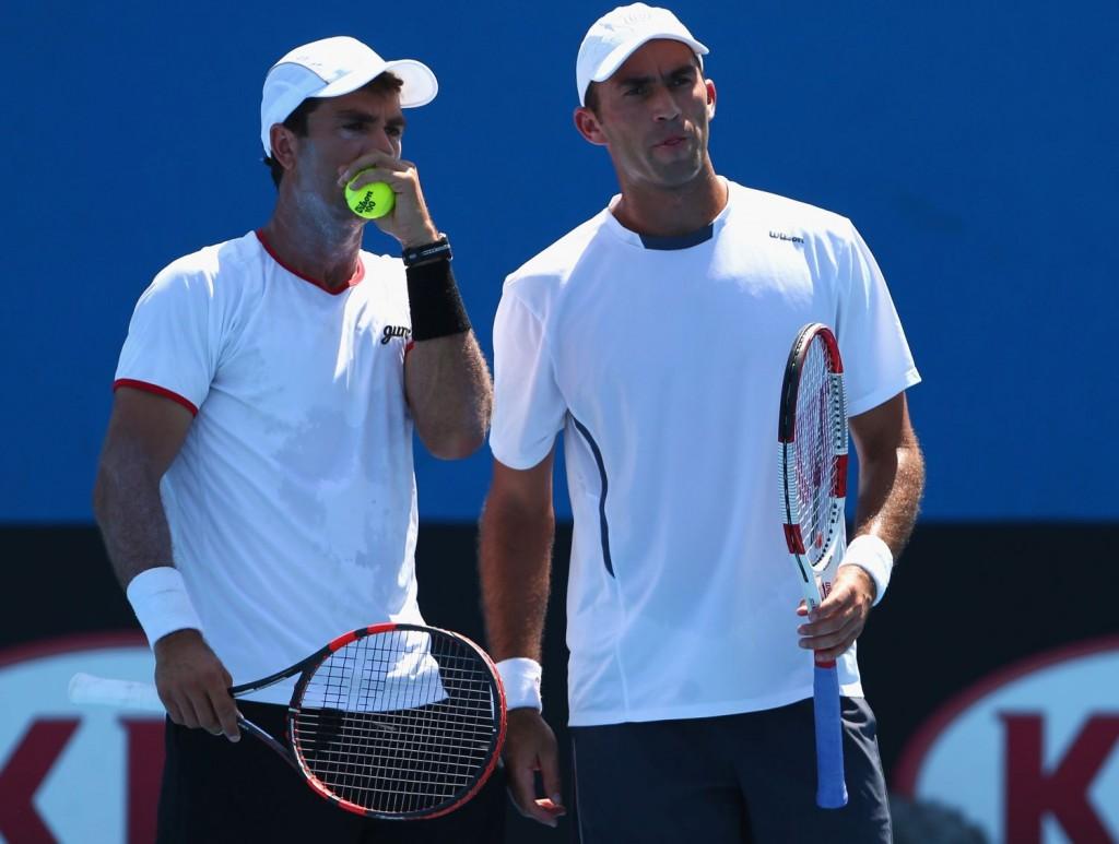 2014 Australian Open - Day 5 tecau